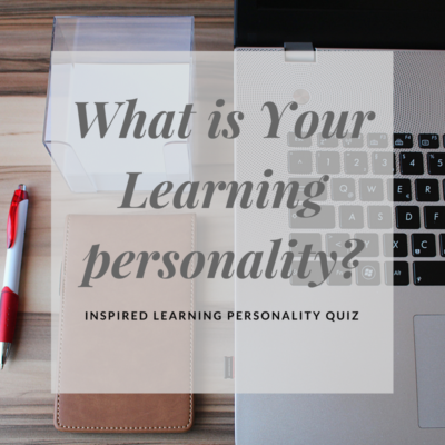 INSPIRED LEARNING PERSONALITY RESOURCES | Regier Educational