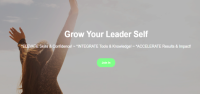 Leaders Inspired Online program