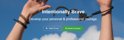 Intentionally Brave Course