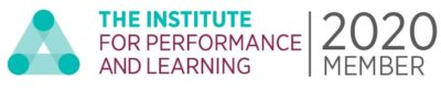 Institute for performance and learning logo