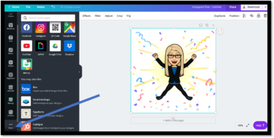 new apps on canva