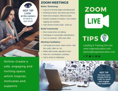 ZOOM Tips Download