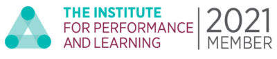 I4PL logo: The Institute for Performance and Learning 2021 Member