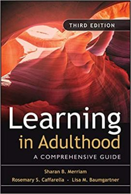 learning in adulthood textbook