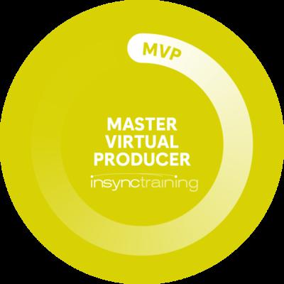 Master Virtual Producer Badge